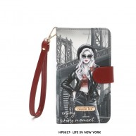 HP6617 UNIVERSAL PHONE CASE LIFE IN NEW YORK